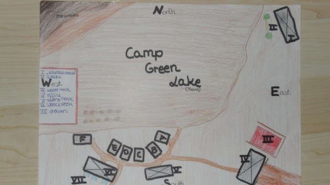 camp green lake map holesbyvanessa
